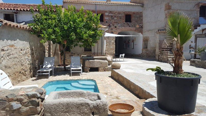 casa chica montenegro, vacation rental in Extremadura