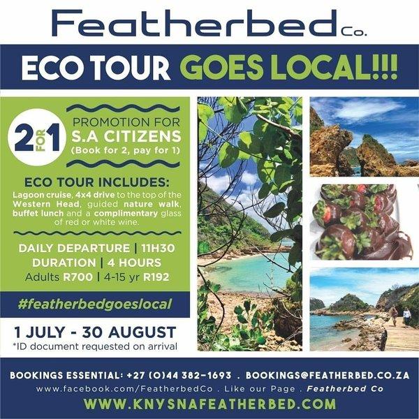 Special for SA tourists