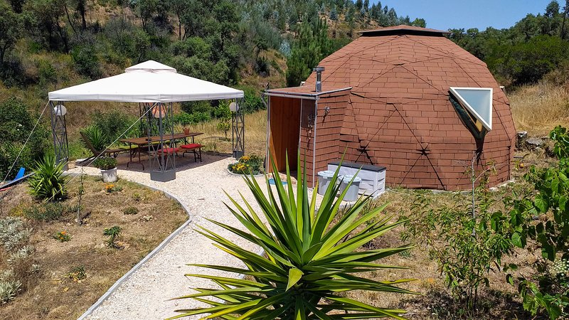 Vale das cupulas, vacation rental in Pedrogao Grande