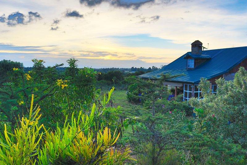 Mount Kenya Region; Explore Laikipia Kenya from Altitude Farm, vacation rental in Laikipia County