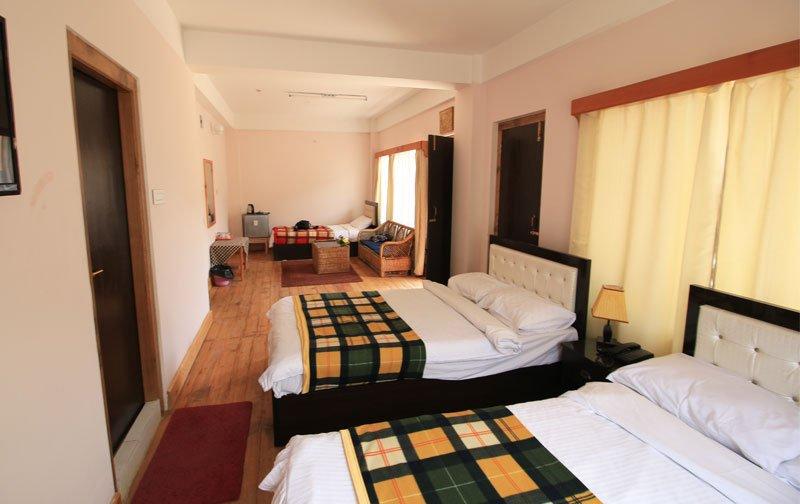 BSP Resort, casa vacanza a Thimphu