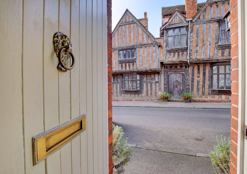 Pilgrims, holiday rental in Buxhall