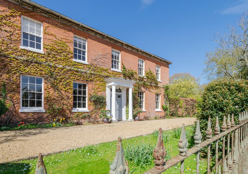 The Great House, alquiler vacacional en Butley