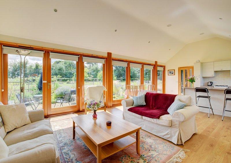 Akenfield Cottage, Letheringham, holiday rental in Brandeston