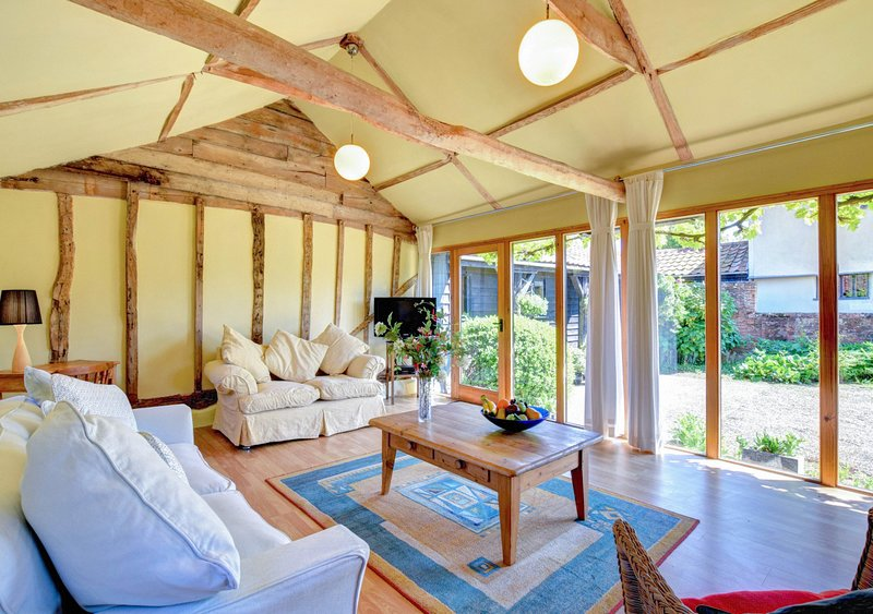 Barn Owl Barn, Walpole, holiday rental in Halesworth