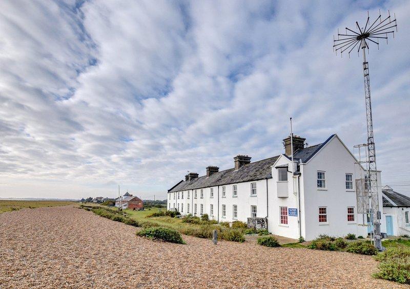 6 Coastguard Cottages, location de vacances à Hollesley