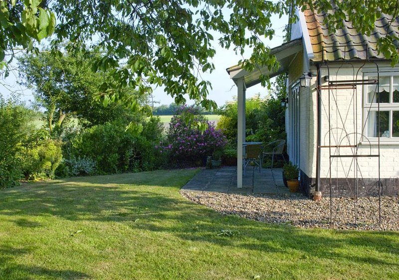 Garden Cottage, The Old Mill, holiday rental in Blaxhall