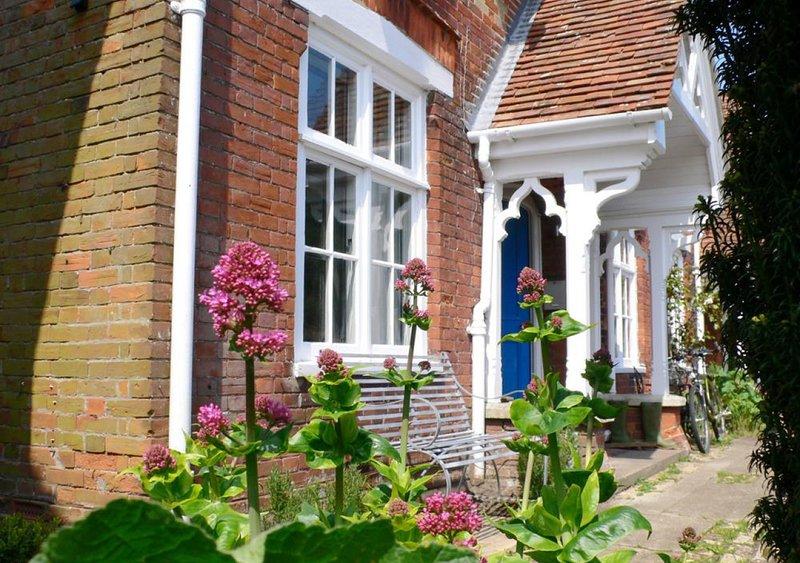 Daphne Cottage, alquiler vacacional en Butley