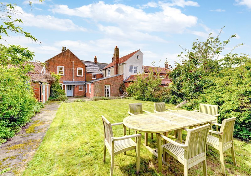 Amory House, vacation rental in Southwold