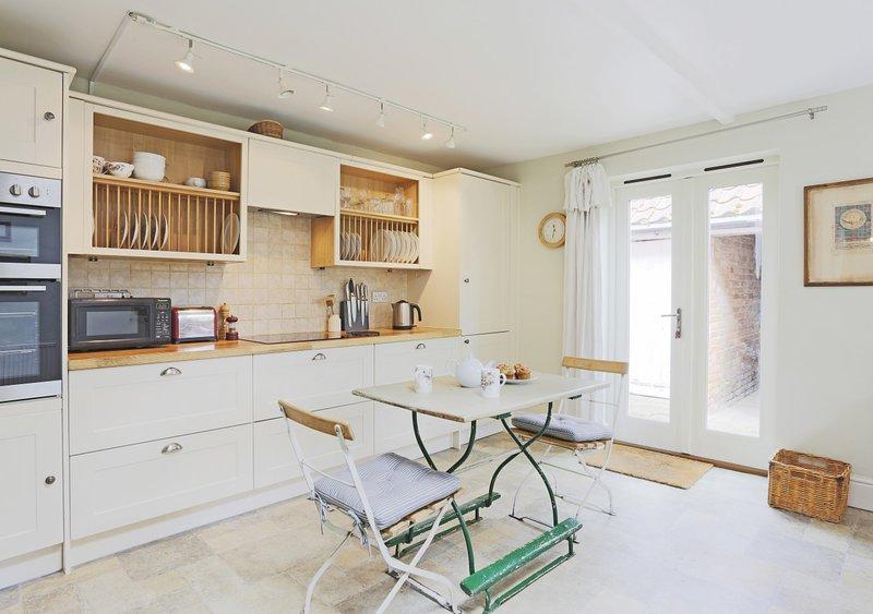 Mole Cottage, alquiler vacacional en Butley