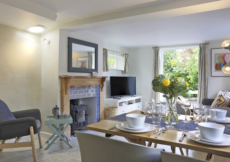 White Cottage, vacation rental in Badingham