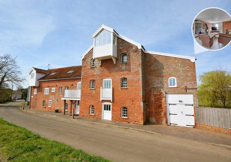 Aldeburgh at Butley Mill, location de vacances à Hollesley