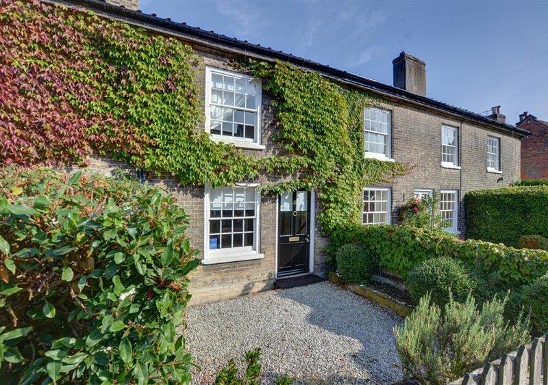 Angel Cottage, casa vacanza a Saxmundham