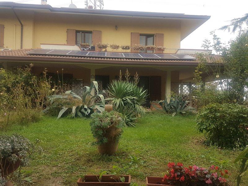 Nice apartment near the beach, holiday rental in Poggio Torriana