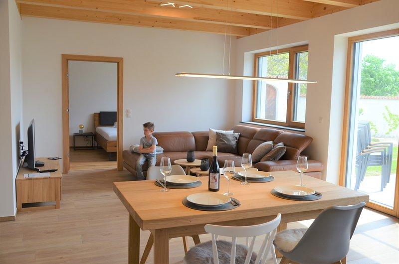 Ferienhaus Moritz - Haus 2 Wohlfühlen. Entspannen. Genießen, location de vacances à Basse-Autriche
