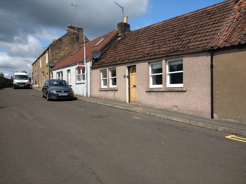 Castlefield avec parking gratuit juste à l'extérieur.