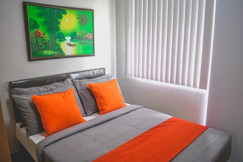 Butler's BnB (A) Trees Residences Fairview Quezon City Philippines, holiday rental in Baliuag