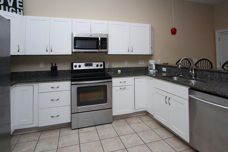 Magnetron, oven, binnen, kamer, keuken