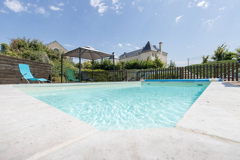 Le Gargantua, holiday rental in Chinon