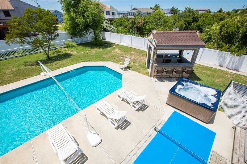 Piscina, acqua, costruzione, casa, piscina