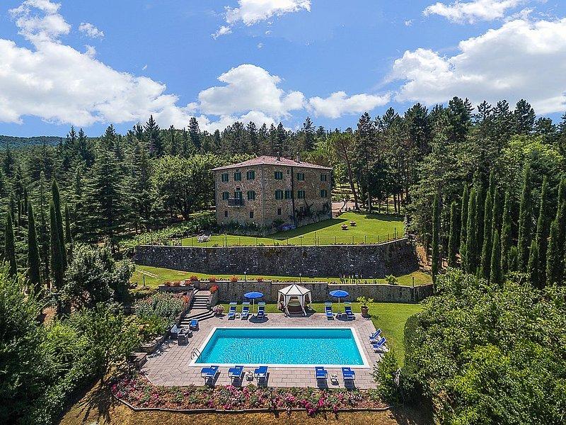 Villa Belgarbo, holiday rental in Monterchi
