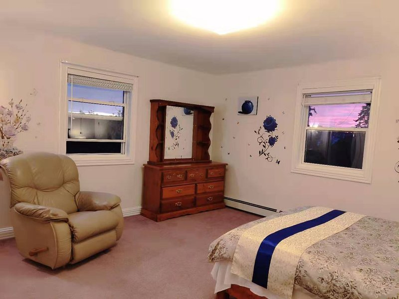 Queen Room with Garden View, holiday rental in Clyde River