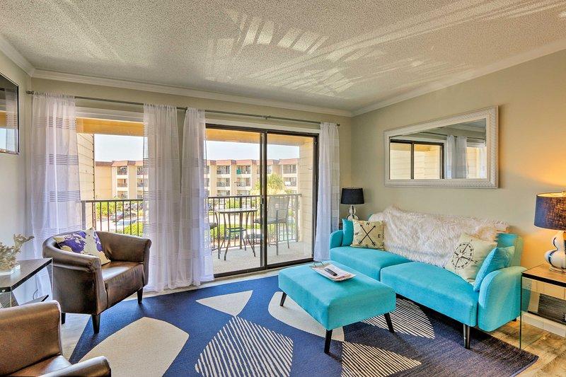 ¡Su próxima escapada a Hilton Head Island comienza reservando este alquiler de vacaciones!