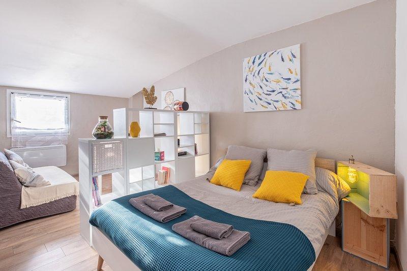 Ciel de nîmes - Première conciergerie, holiday rental in Caissargues