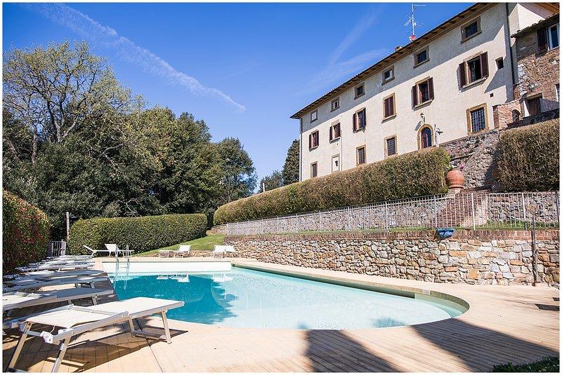 Gambassi Tavoli E Sedie.1 Recensioni E 62 Foto Per Villa Rental In Tuscany Gambassi Terme