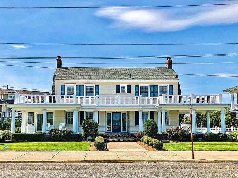 100 Beach Road 111919, holiday rental in Longport