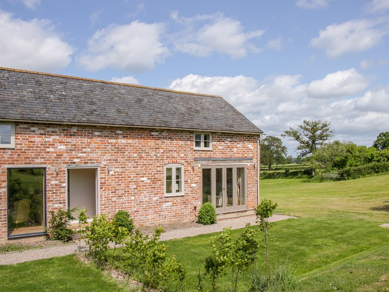 Annexe, near Ellesmere, holiday rental in Burlton