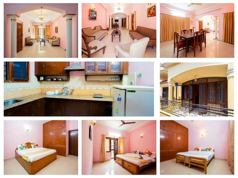 Cosy Homes Casa, vacation rental in Kuthal Gaon
