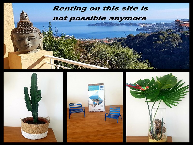 Amazing sea view French Riviera apartment rental, vacation rental in Monaco-Ville