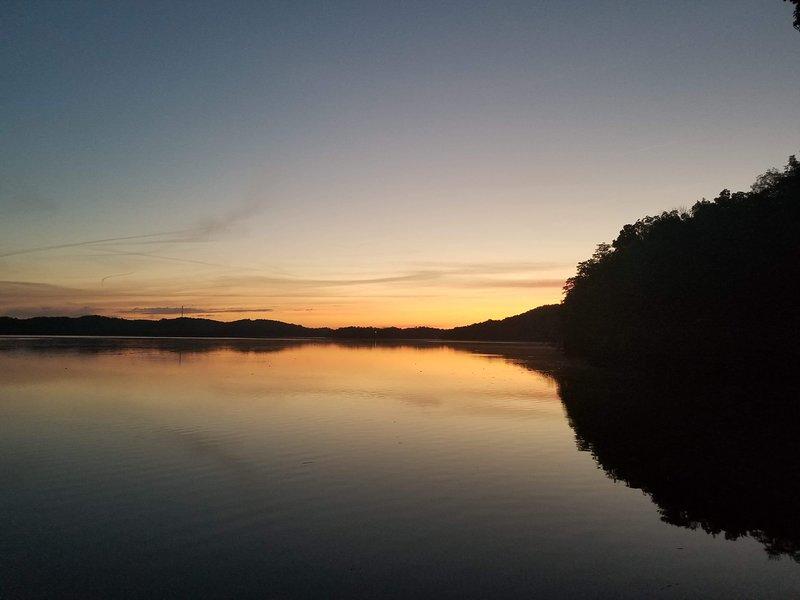 Douglas Lake de la propiedad