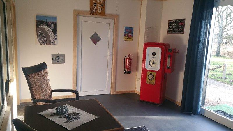 AREA 37 Lofts die coole Unterkunft in Stadland und der Wesermarsch, holiday rental in Schweiburg