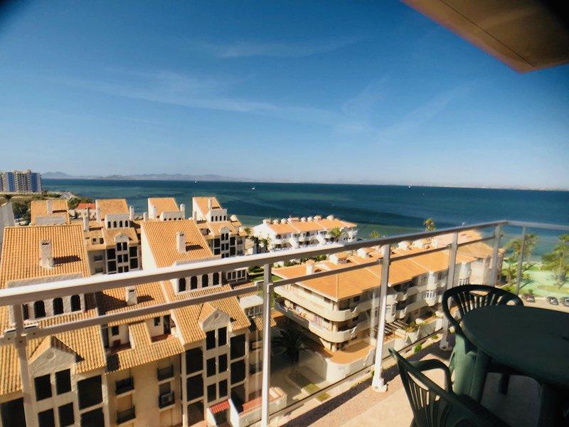 Vaporeto 7 C, vacation rental in San Javier