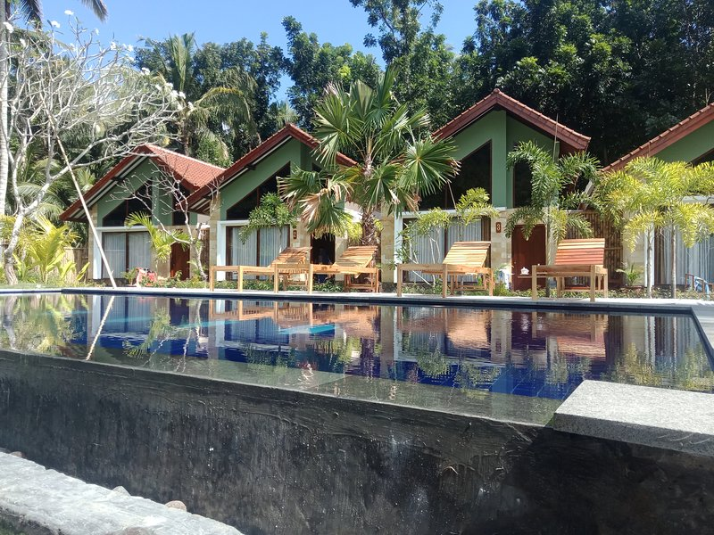 The Hamlet Guest House, holiday rental in Kuta