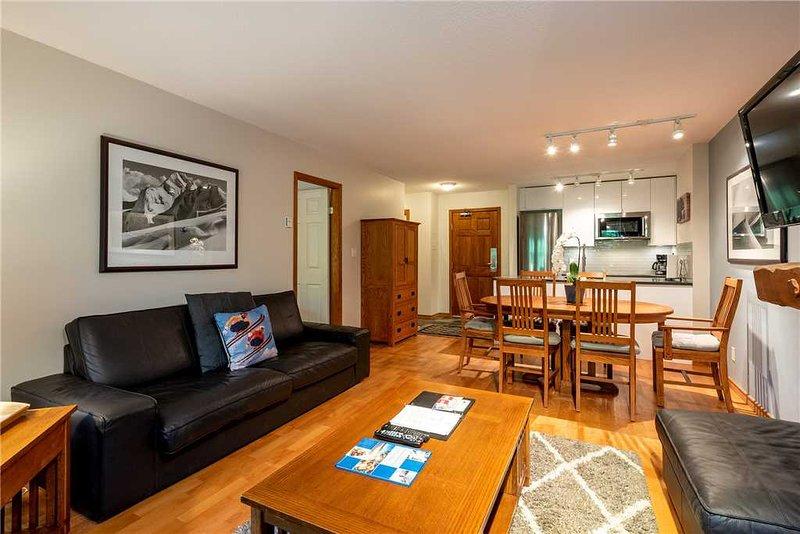 The Aspens #428, vacation rental in Pemberton