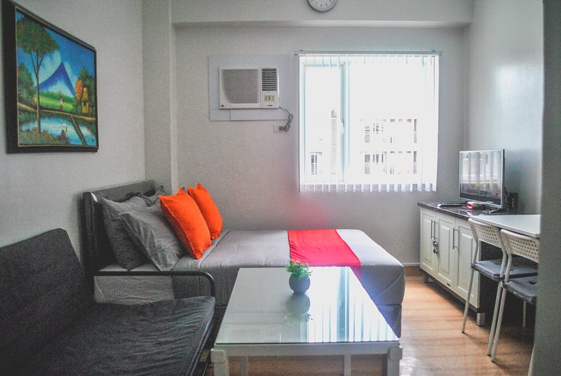 Butler's BnB (B) Trees Residences Fairview Quezon City Philippines, vacation rental in Marilao