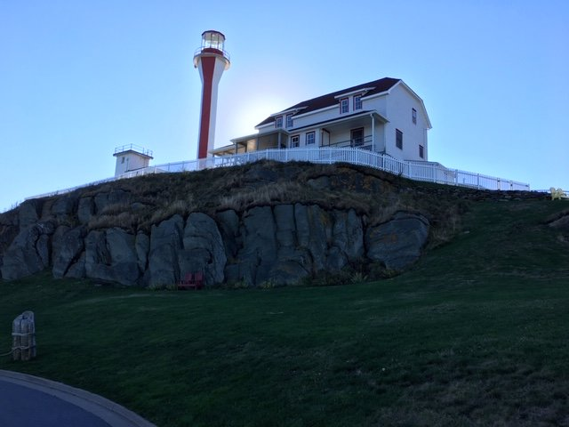 Cape Forchu Lighthouse-17 minutes away from suites. Great walking area and 2 beaches enroute .