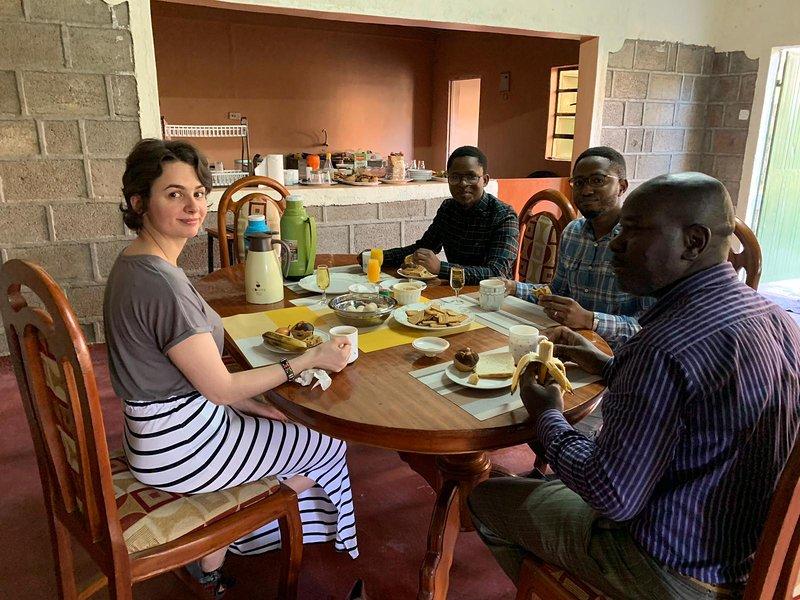 HomeBase gardens hotel, vacation rental in Nakuru