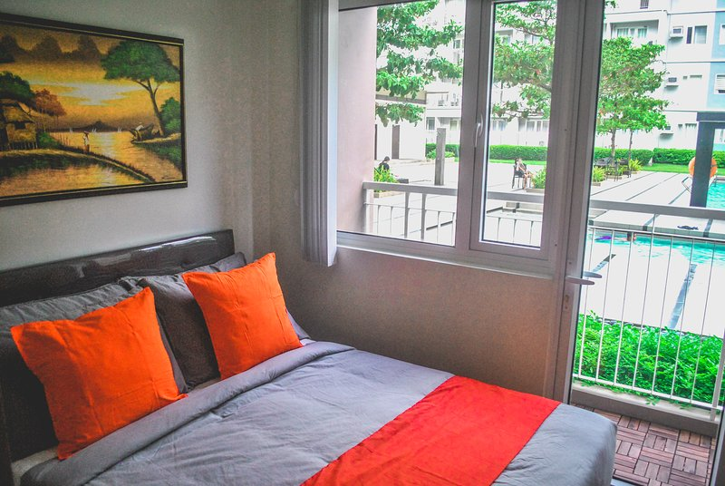 Butler's BnB (C) Trees Residences Fairview Quezon City Philippines, vacation rental in Marilao