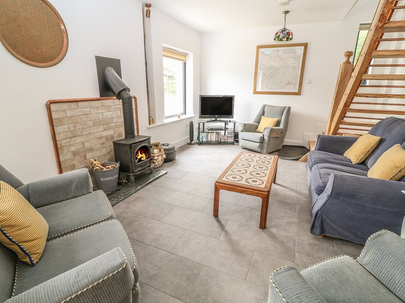 The Woodshed, Sheepwash, holiday rental in Sheepwash