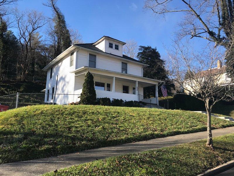 The Gambrel House, aluguéis de temporada em Cumberland Gap