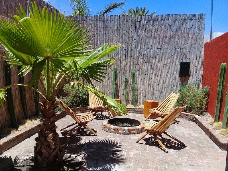 Hot Springs Vacation Retreat, holiday rental in El Santuario
