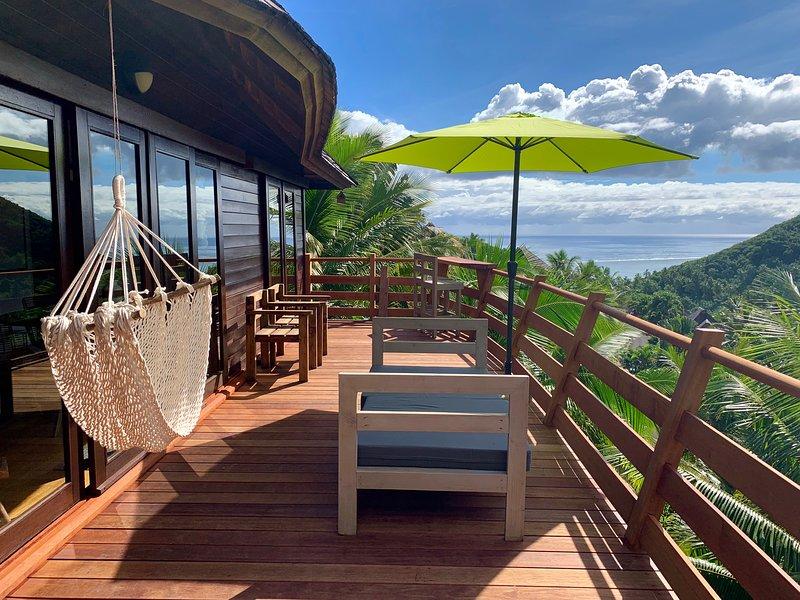 Villa Eutierra, holiday rental in Society Islands
