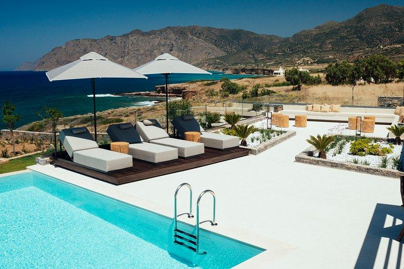 Yades Instyle Villas - Villa 1, location de vacances à Mokhlos