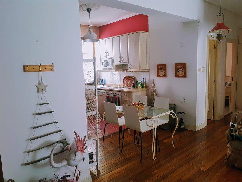 Bilbao cosmopolita, aluguéis de temporada em Derio