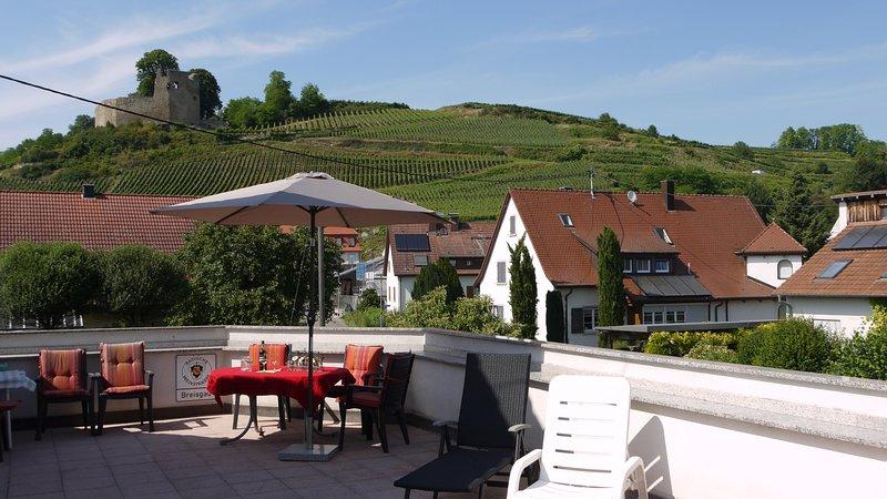 Ferienwohnung im alten Schlossgarten, casa vacanza a Endingen am Kaiserstuhl