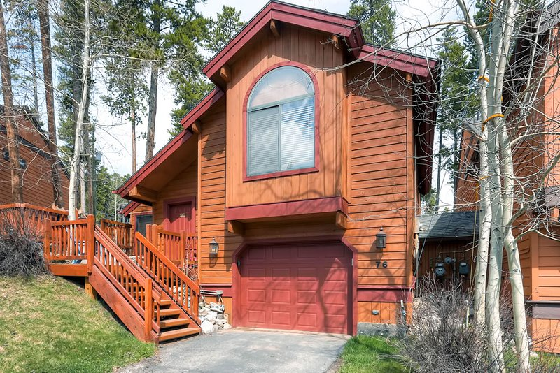 Park Forest Chalet - Shuttle to Lifts/Town, vacation rental in Breckenridge